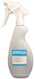 Desinfectie oppervlaktereiniger 750ml met spraykop