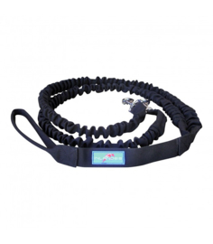 Inlandsis Twincross Leash (black-black)