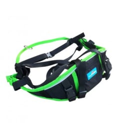 Inlandsis Aircross belt (Green-Black)