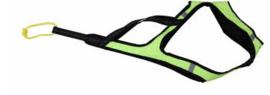 Axaeco Harnas X-Shirt (lime green)