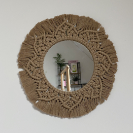 Mirror mirror on the wall - Taupe