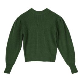 Moody - Sweater green