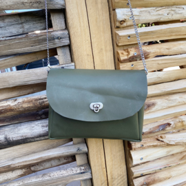 Go out in style - dark green