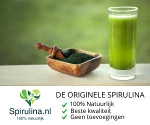De originele spirulina