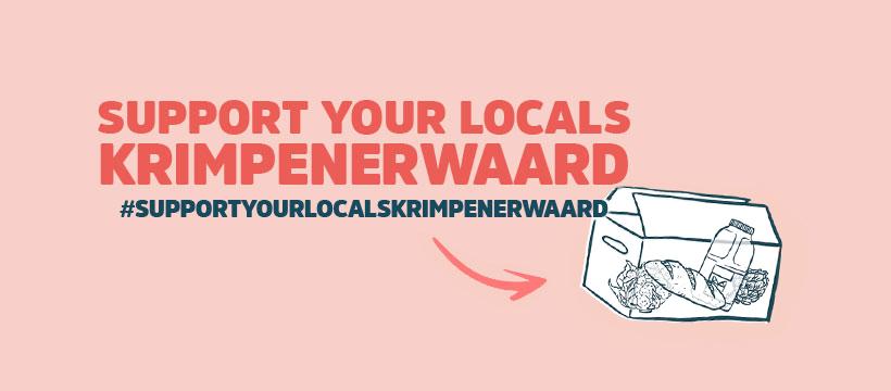 Support Your Locals Krimpenerwaard