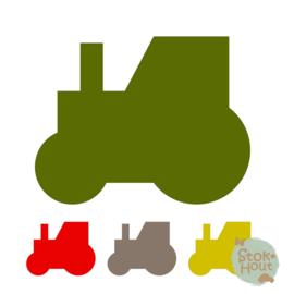 Muurfiguur: Tractor (M103)