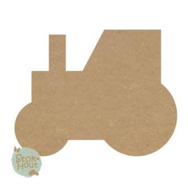 MDF figuur: Tractor (M103)