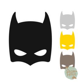 Muurfiguur: Batman masker (M434)