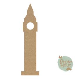 MDF figuur: Big Ben (M439)