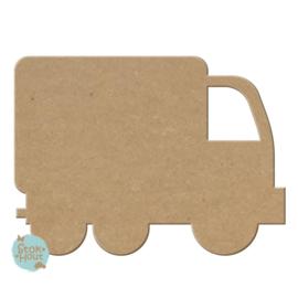 MDF figuur: Vrachtauto (M110)