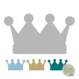 Muurfiguur: Kroon Prins (M093)