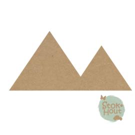 MDF figuur: Piramides (M441)