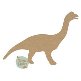 MDF figuur Dino #7 (M424)