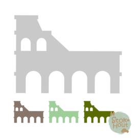 Muurfiguur: Colosseum (M436)