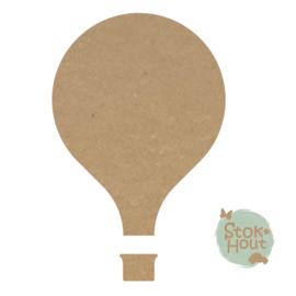 MDF figuur: Luchtballon #2 (M442)