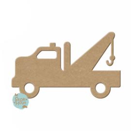 MDF figuur: Takelwagen (M134)