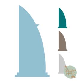 Muurfiguur: Burj al Arab (M444)