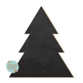 Krijtbord: Kerstboom #1 (M043) 20-50-75cm