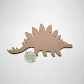 MDF figuur: Dino #3 (M420)