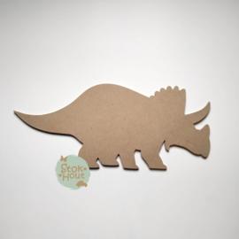 MDF figuur: Dino #2 (M419)