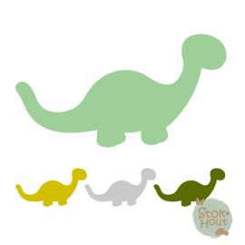 Muurfiguur: Dino #5 (M422)