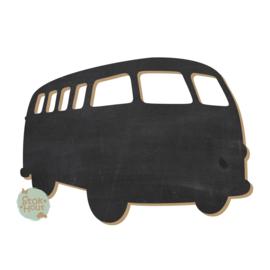 Krijtbord: VW Bus (M304) 20-50-75cm
