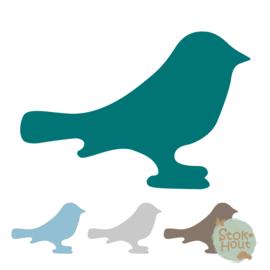 Muurfiguur: Vogel Pip style (M094)