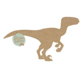 MDF figuur Dino #1 (M418)