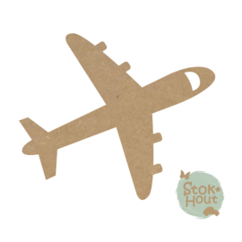 MDF figuur: Vliegtuig #3 (M438)