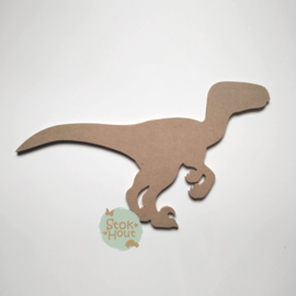 MDF figuur: Dino #1 (M418)