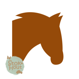Dierenkop Paard (ST194)