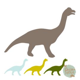 Muurfiguur: Dino #7 (M424)