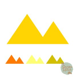 Muurfiguur: Piramides (M441)