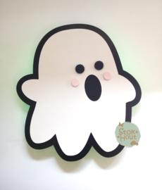 50cm groot 2,5D figuur Spookje #2 TM024