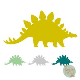 Muurfiguur: Dino #3 (M420)
