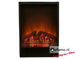 Aflamo LED 50 - Electric insert fireplace