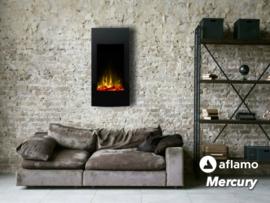 Aflamo Mercury - Elektrische wandhaard