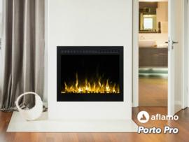 Aflamo Porto PRO - Elektrische inzethaard