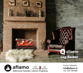 Aflamo Logset - Elektrische inzethaard