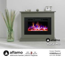 Aflamo Ranal PRO - Elektrische inzethaard