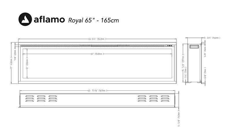 Aflamo Royal Paris 65