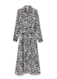 ZEBRA SUMMER DRESS