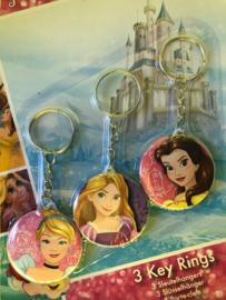 Prinses sleutelhanger