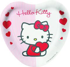 Borden Hello Kitty  (8 stuks)