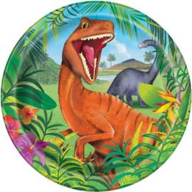 Borden Dinosaurus (8 stuks)