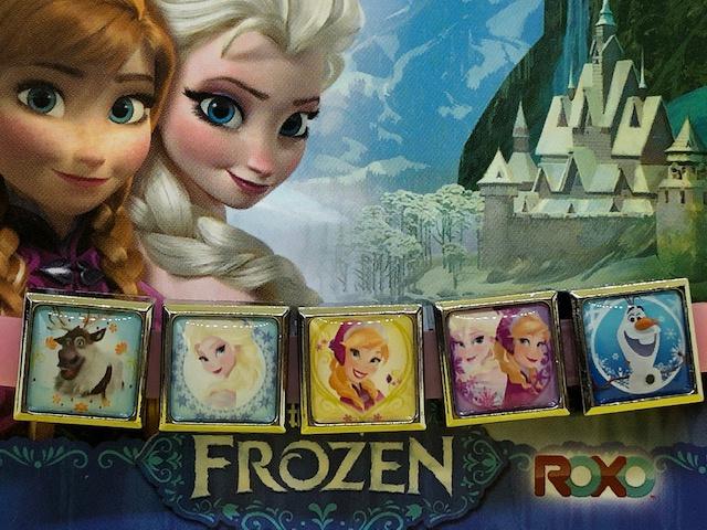 Frozen armband