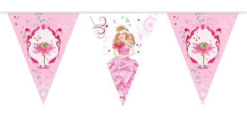 Vlaggenlijn prinses ( 10 m)