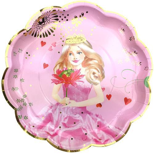 Borden prinses (8 stuks)