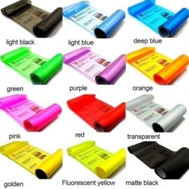 Koplampfolie - Achterlichtfolie - Tint folie - Afhalen in Ede Mogelijk