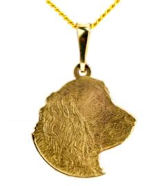 gouden portret